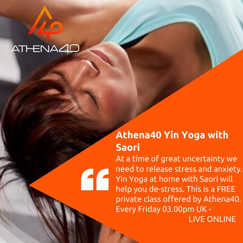 Weekly Yin Yoga Class