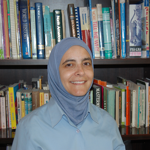 Dr Rana Dajani