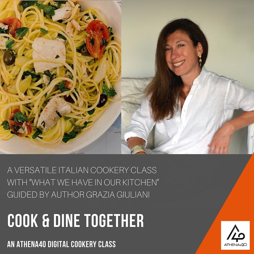 Athena40 Digital Cookery Class