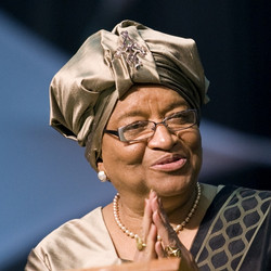 HE Ellen Johnson Sirleaf