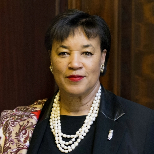 The Rt Hon Patricia Scotland QC