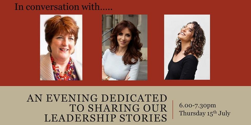In Conversation with Elizabeth Filippouli and Rhonda Alexander at IWF