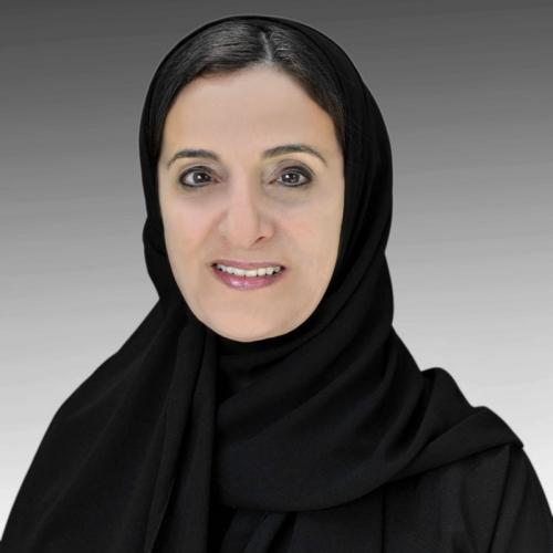 HE Sheikha Lubna Al Qasimi