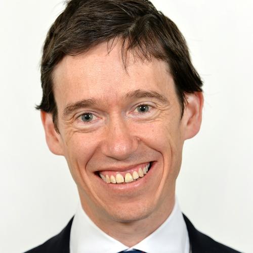The Rt. Hon. Rory Stewart OBE MP