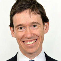 The Rt. Hon. Rory Stewart OBE MP