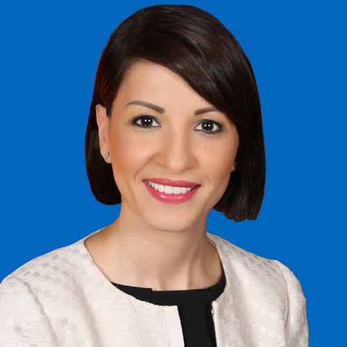 Dr Dalia Ghanem-Yazbeck