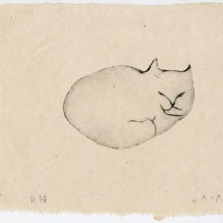古屋郁「白猫」.jpg