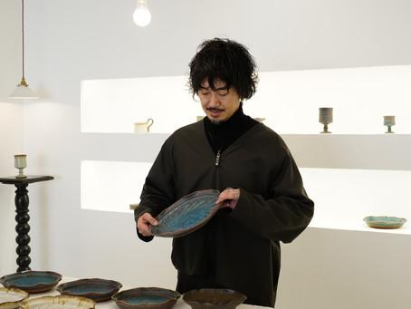 ◆重要! 「藤原純 陶展」WEB販売日程変更のお知らせ