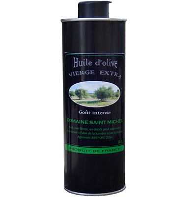 Huile d'olive vierge extra 1 litre