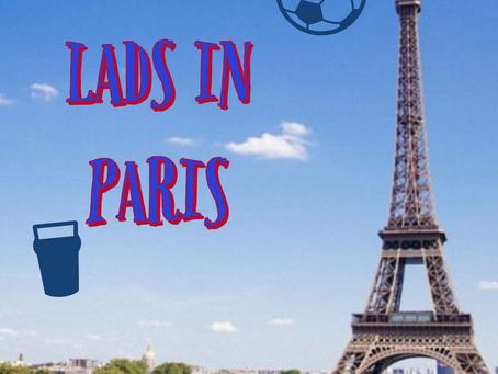 Lads in Paris