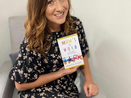 Parenting Book Review: Mum's the Word by Rebecca Oxtoby