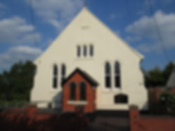 Pentrobin Methodist Church