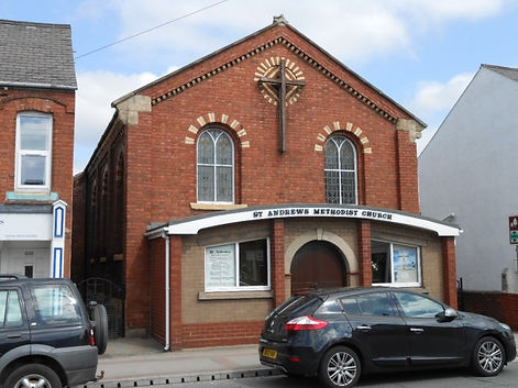 St Andrew's Methodist Church