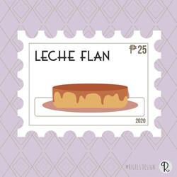Leche Flan (Digital Art)
