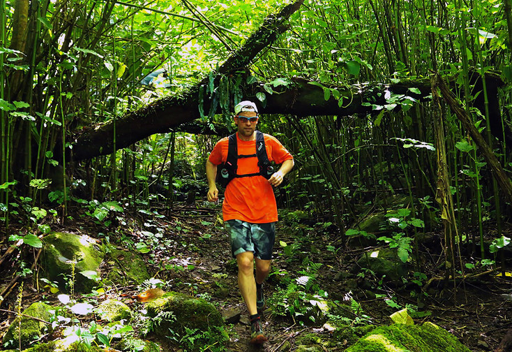 Trail Running in Cuba, 2016