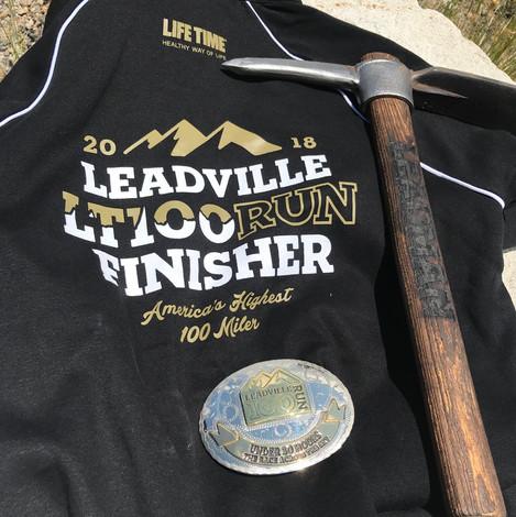 Leadman, Leadville, CO, Summer 2018