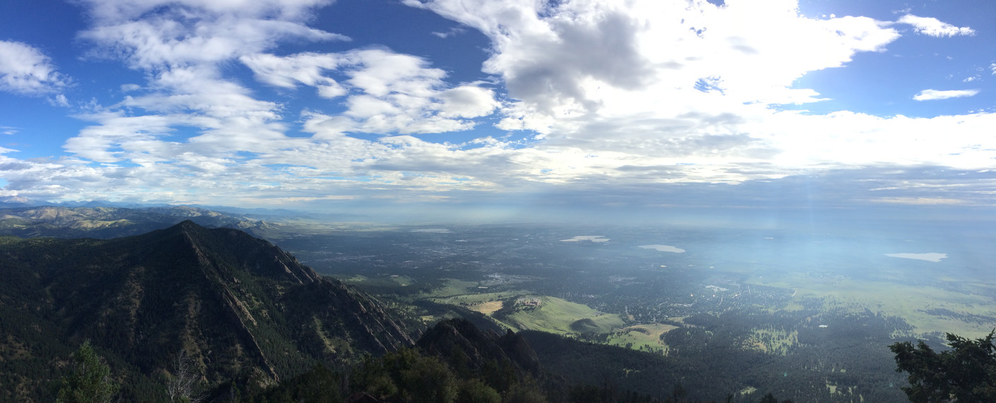Bear Peak, Boulder, CO, 2015