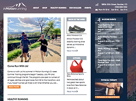 In Motion Running homepage.png