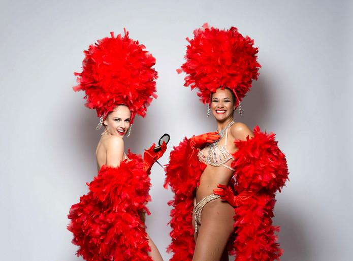 Revarte+Cabaret Dancers+Paris+Events