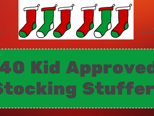 40 Kid Approved Christmas Stocking  Ideas