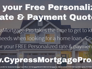 Want a FREE Mortgage Rate & Payment Quote?
