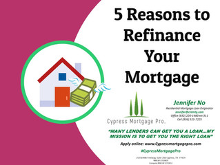 Have you shopped your mortgage recently????