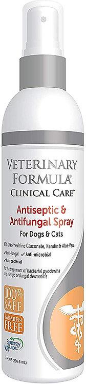 Shampoo para tratamiento antiséptico y antifúngico