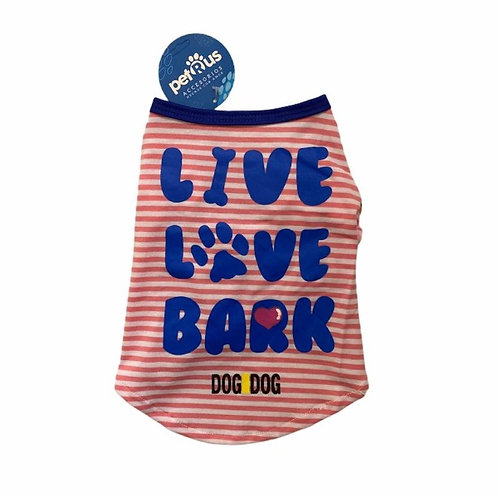 "Body ""Live Love Bark"""