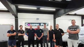 NLD at Ceramic Pro UK training day