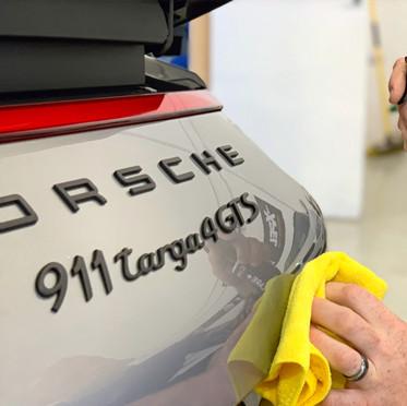 Porsche 911 Targa4 GTS