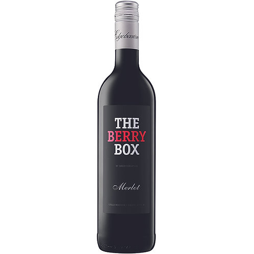 Edgebaston The Berry Box - Merlot