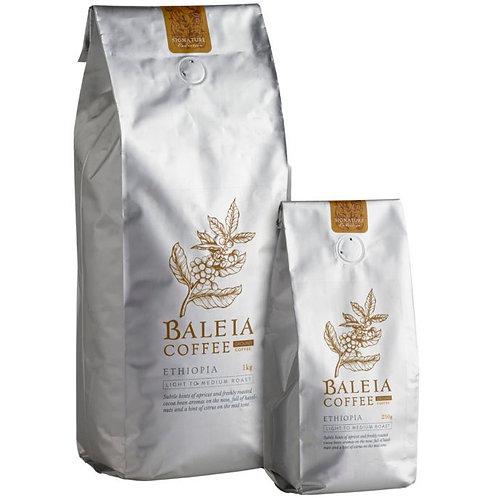 Baleia Ethiopia Blend Coffee Beans 1Kg