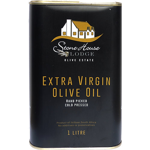 Stone House Extra Virgin Olive Oil 1L