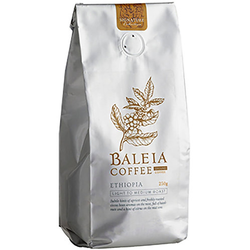 Baleia Ethiopia Coffee Ground 250G
