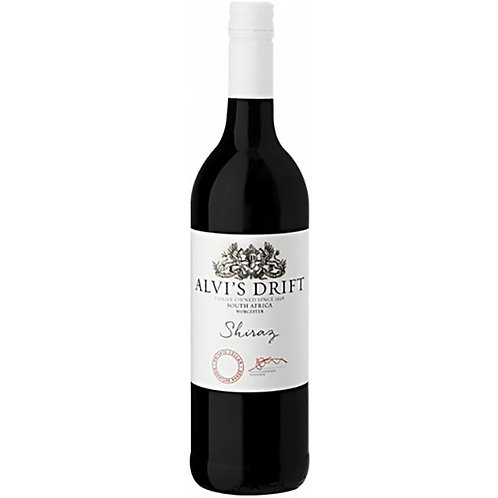 Alvi's Drift Shiraz