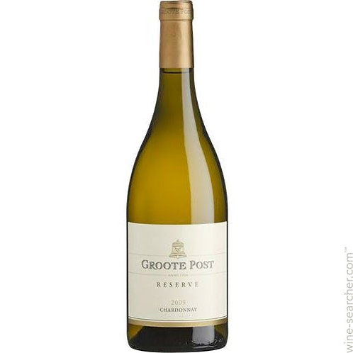 Groote Post Kapokberg Chardonnay