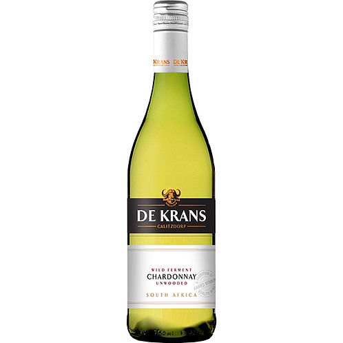 De Krans Unwooded Chardonnay
