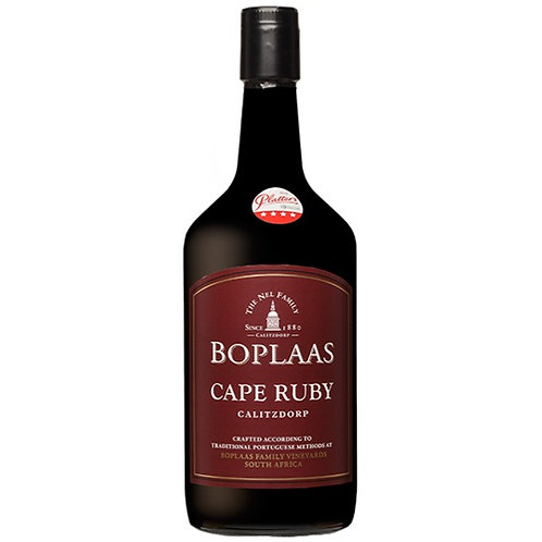 Boplaas Cape Ruby