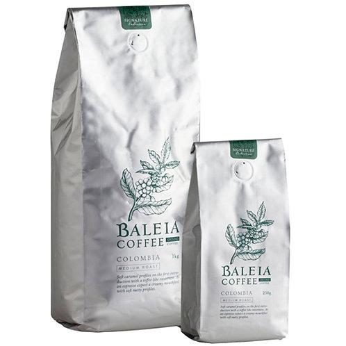 Baleia Columbia Blend Coffee Beans 1Kg