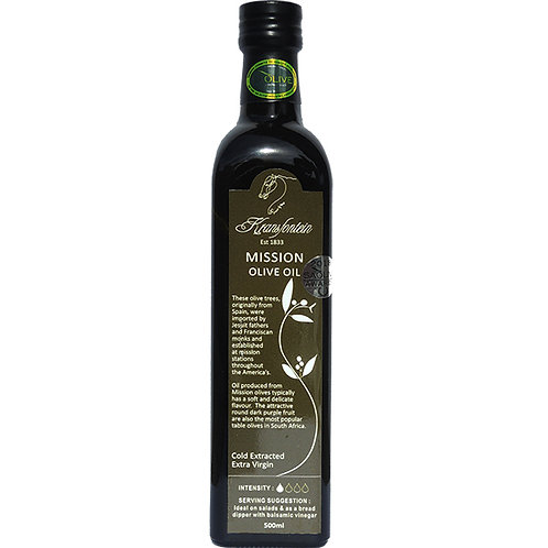 Kransfontein Mission Olive Oil 500ML