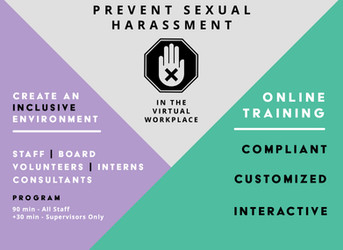 Prevent Sexual Harassment Workplace Training
