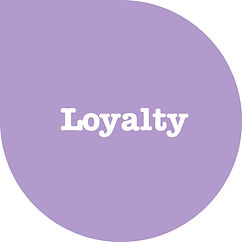 core values - loyalty