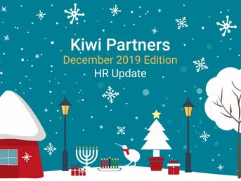 2019 Kiwi Partners Team Reflections