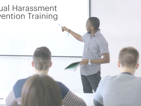 Sexual Harassment Prevention Training: What is the Right Approach for Your Organization?