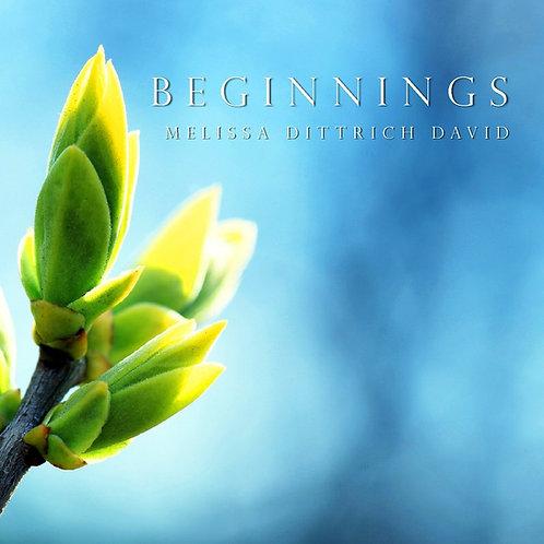 Beginnings CD