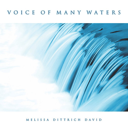 Voice of Many Waters CD