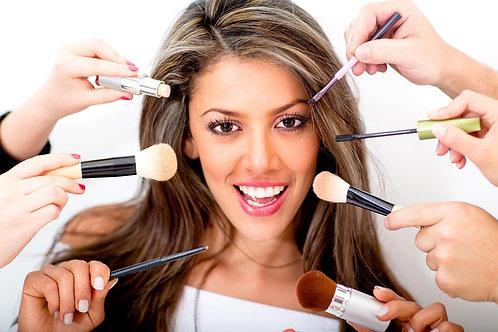 Online Make-up workshop