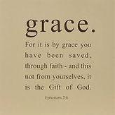 Grace Ephesian 2:8