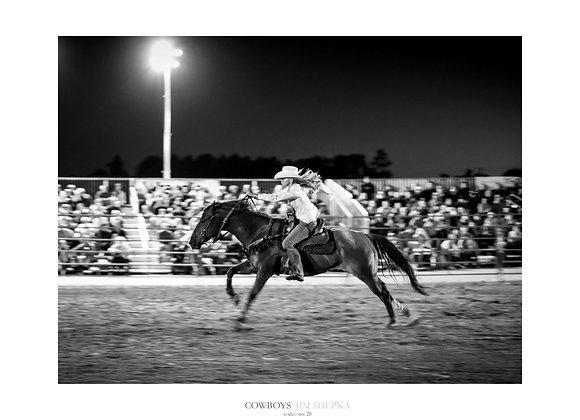 Jim Shepka - Cowboy 28