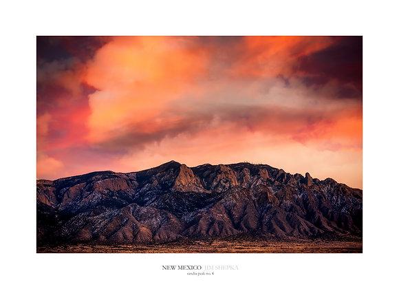 New Mexico - Sandia Peak #4